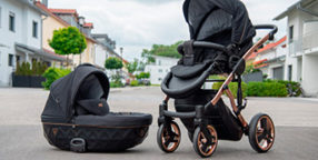 Kinderwagen 3 in 1 Test