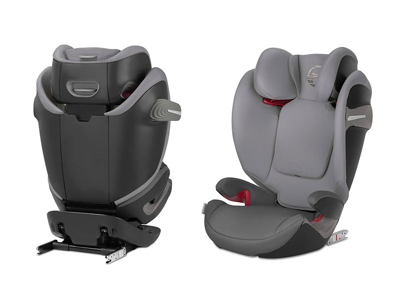 Cybex Gold Pallas S-Fix (9-36 kg)